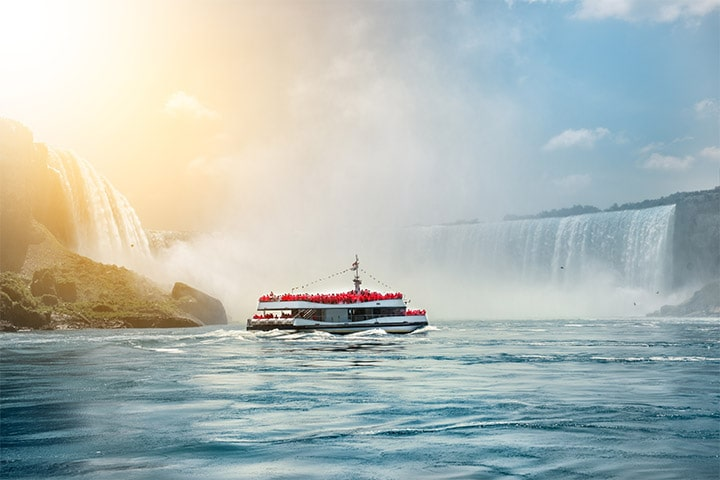 Admission to HornBlower Boat Cruise