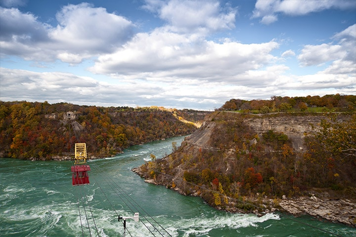 Photo Stop at Whirlpool Rapids & Niagara Gorge