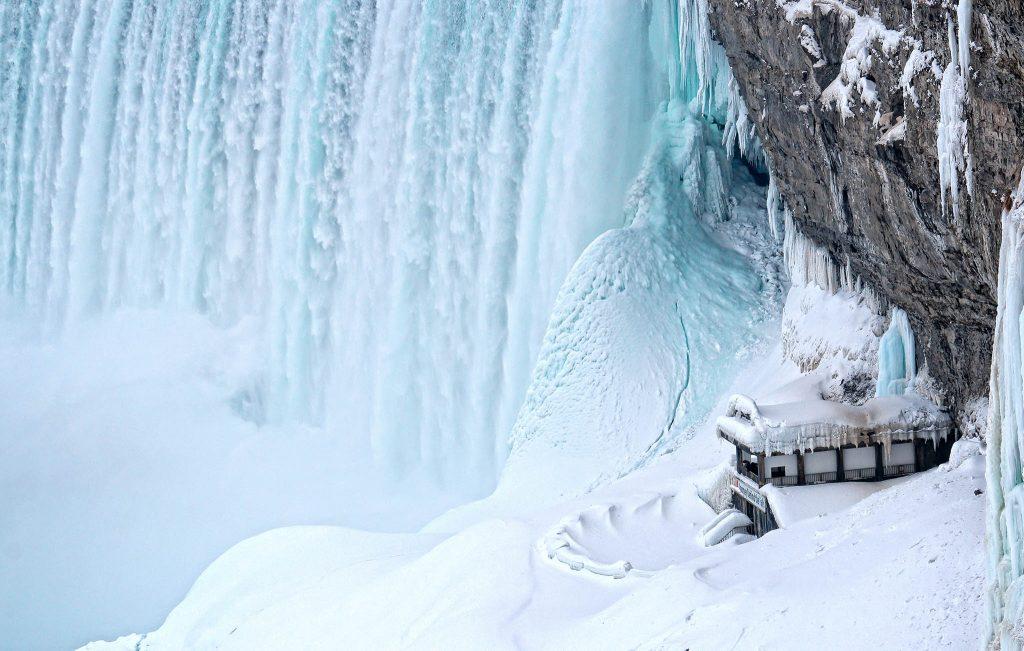 Niagara Falls Winter Secret