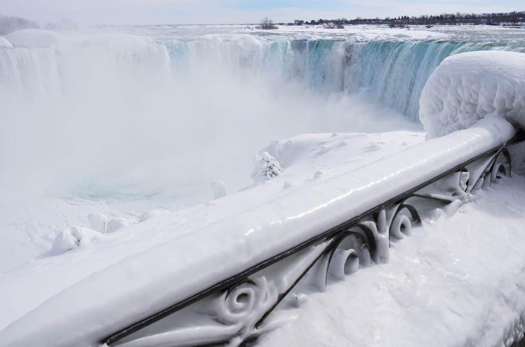 Niagara Falls winter 2015