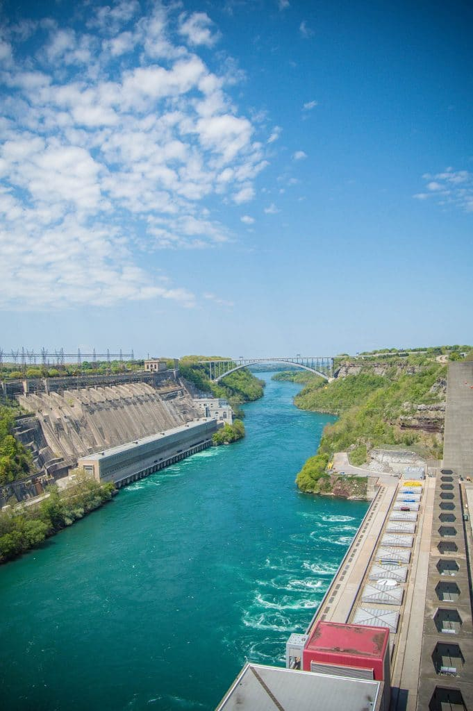 Hydro electricty Plan from Niagara